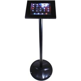 iPad secure floor stand