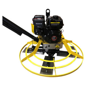 """36"""" Power Trowel, Concrete Finisher, Helicopter, Floater, Cement"""
