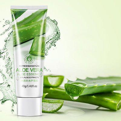Natural Pure Aloe Vera Gel Remove Scar Repair Whitening Moisturizing Skin Care