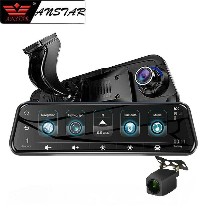 """Anstar f8004G ADAS Car DVR Camera Android 10"""" Stream Media R"""