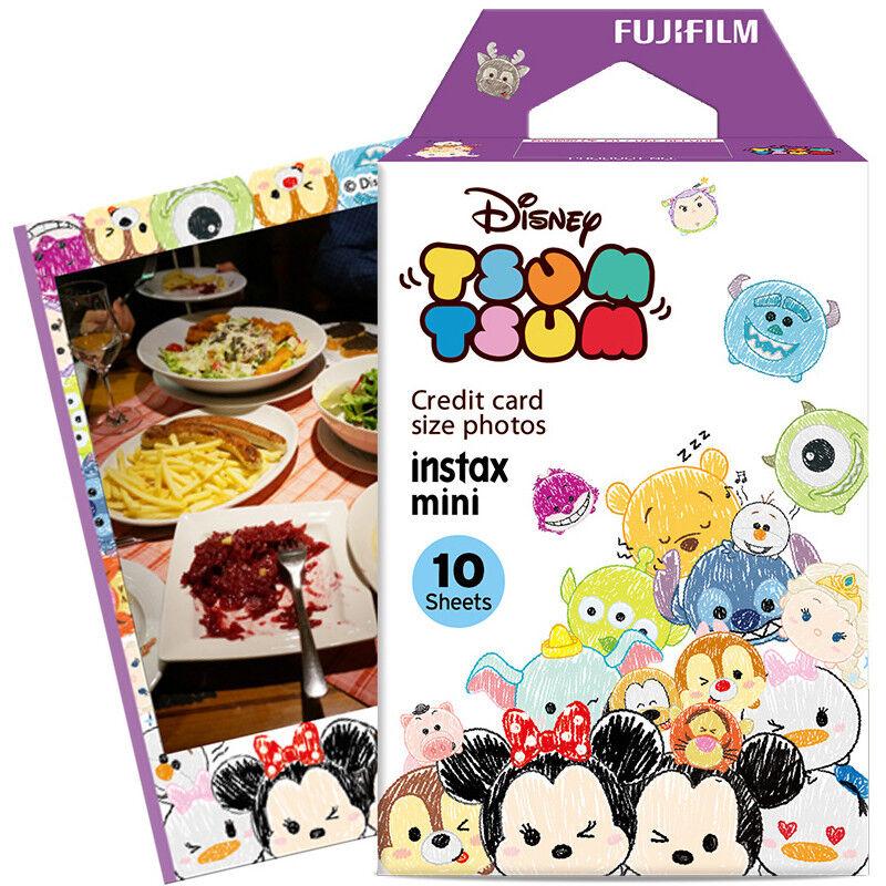 Disney Tsum Tsum Fujifilm Instax Mini Film 10pcs For Mini 9