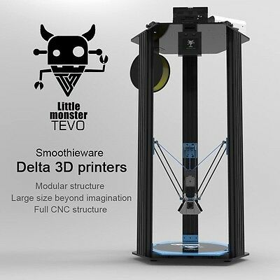 3D принтеры TEVO LIttle Monster 3D