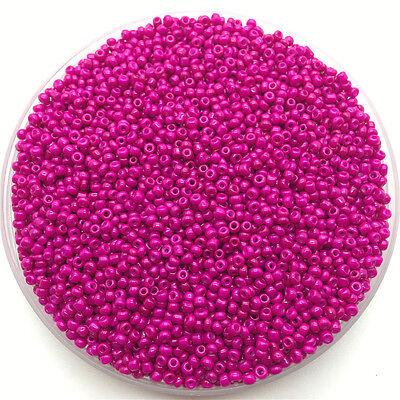New 1000pcs 2mm DIY Charm Czech Glass Seed Beads Craft Jewelry Making #CA15