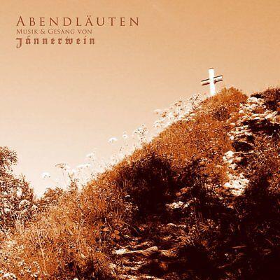 JÄNNERWEIN - Abendläuten LP RAR Death in June Forseti Of The Wand And The Moon
