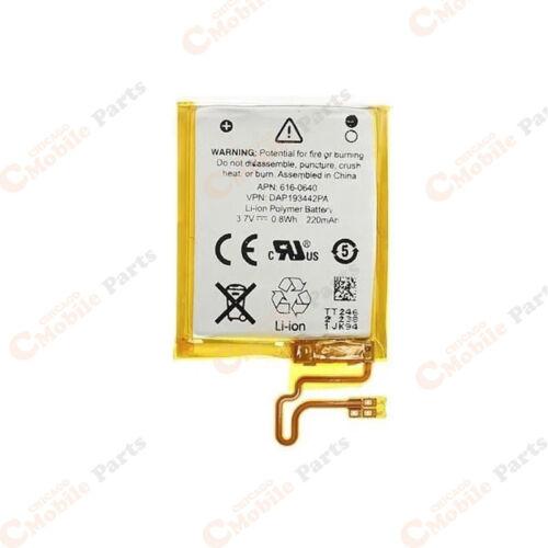 iPod Nano 7th 3.7V 220mAh Li-ion Internal Battery (A1446)