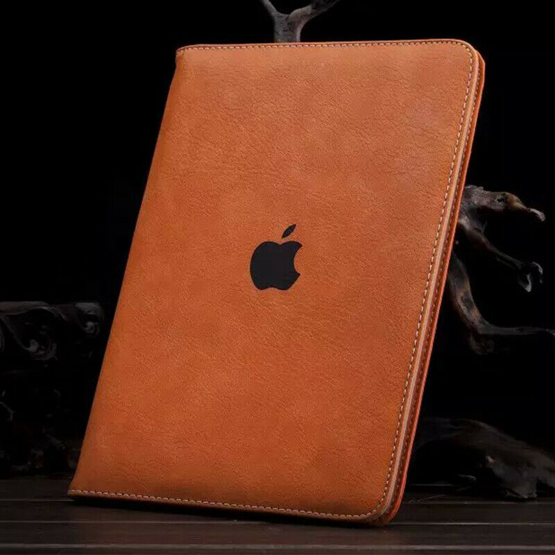 Luxury PU Leather Wallet Smart Stand Case Cover For iPad 2 3 4 5 6 Air Mini Pro