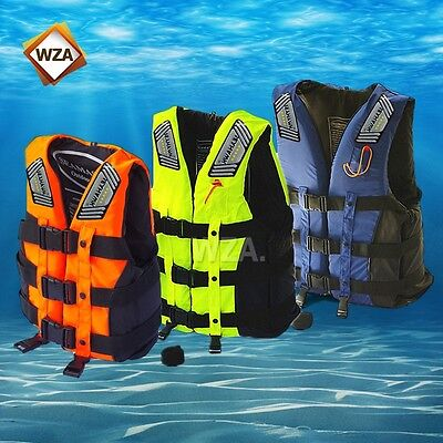 Adult Swimming Snorkeling Lifesaving Vest Aid Sailing Kayak Life Jacket Drifting