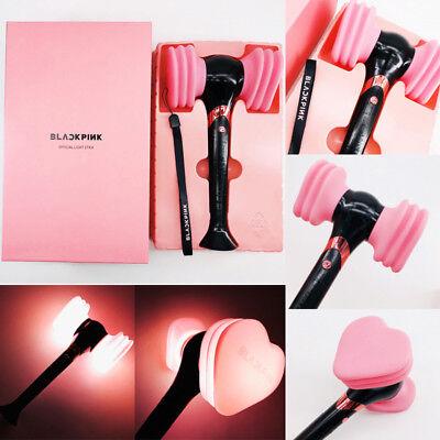 Kpop Blackpink OFFICIAL LIGHT STICK Lightstick JNNIE ROSE NEW YG K-POP New