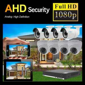 Sales/Service/Installation : CCTV Security Camera System Merrylands Parramatta Area Preview