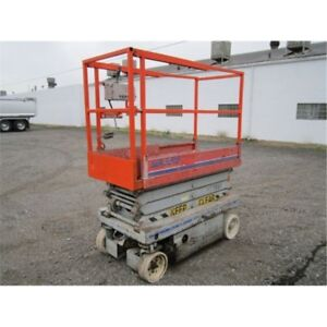 3219 Skyjack Scissor Lift Monthly Rental