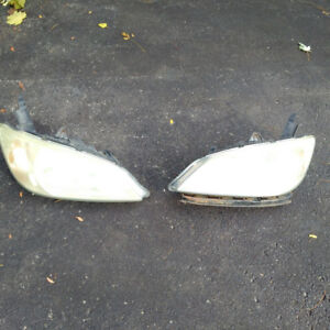 2004-2005 Honda Civic Headlights