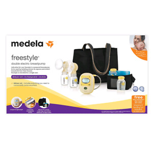 Tire lait medela double freestyle