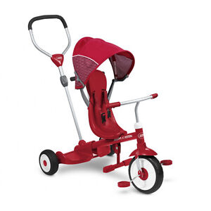 Radio Flyer 4 in 1 tricycle
