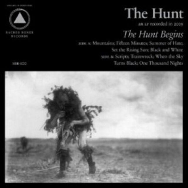 THE HUNT - THE HUNT BEGINS  CD NEU