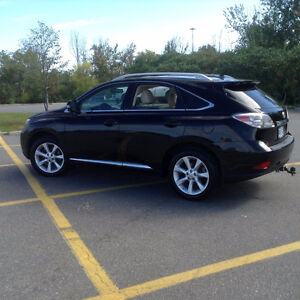 2011 Lexus RX350 touring Navi  incl extended wrty to 2018 140K