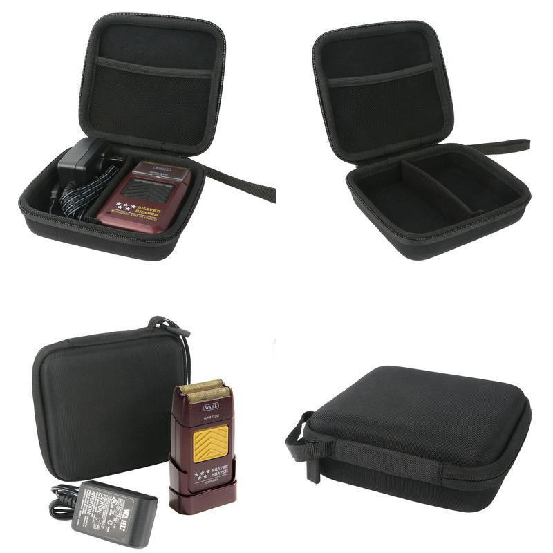 Hard Travel Case for Wahl Professional 8061-100 8164 5-star