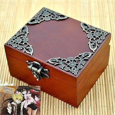 UNIQUE Vintage Square Wind Up Music Box : PANDORA HEARTS LACIE ()