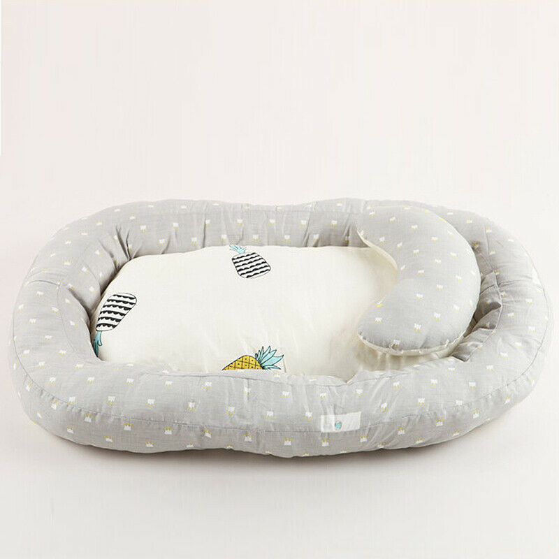 Kids Nest Bed Babynest Sleeper Co Pod Newborn Snuggle Crib T