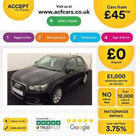 Audi A1 1.4 TFSI ( 122ps ) Sportback 2013MY Sport FROM £45 PER WEEK!