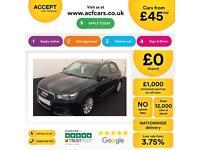 Audi A1 1.4 TFSI ( 122ps ) Sportback 2013MY Sport FROM £45 PER WEEK!
