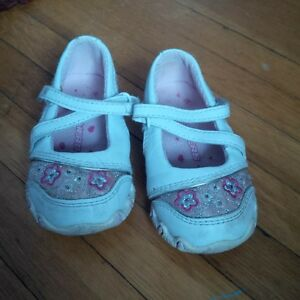Toddler Size 4 Skecher girls shoes