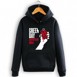 Brand New Never Worn Large Green Day American Idiot Hoodie