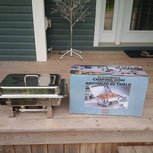Chafing Dish Only Used Twice