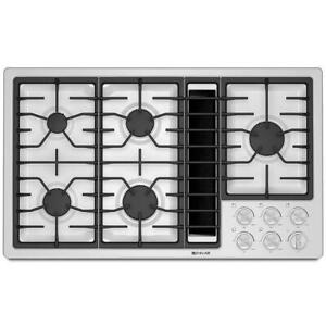 36 cooktop, gas with downdraft, Jenn-air