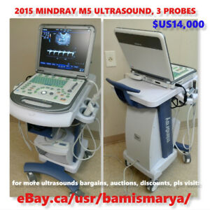ULTRASOUND MACHINES-PROBES-PARTS. Shipping Worldwide
