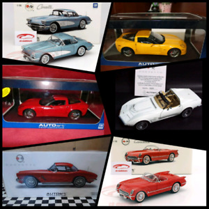 [WANTED] AUTOart Corvette or Z06 1/18 scale diecast models