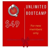 Unlimited bootcamp