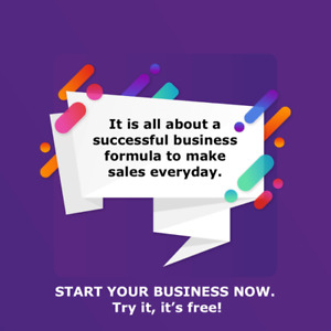 Start A Business Today For Free!