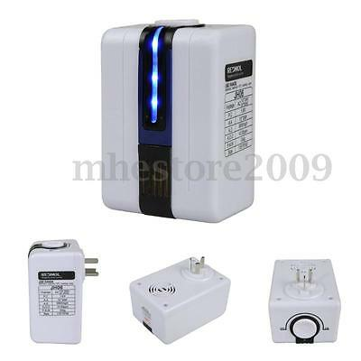 US/UK/AU/EU Plug Negative Ion Home Mini Air Purifier Ozonator Purify Cleaner New