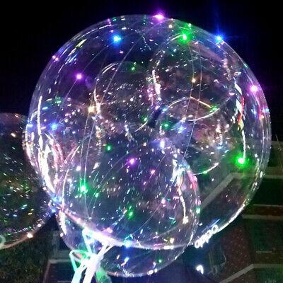 Light Up Balloon Stick (18