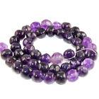 Purple Loose Stone Beads
