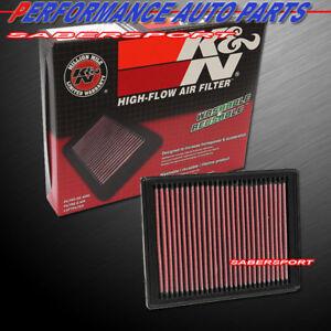 K&N 33-2239 Hi-Flow Air Intake Drop in Filter for 2002-2006 Mini Cooper Base