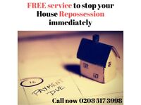 FREE service to stop your House Repossession immediately - Raise Cash Fast!
