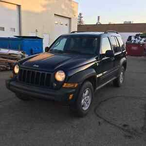 2007 Jeep Liberty TRAIL RATED SUV, Crossover Edmonton Edmonton Area image 1