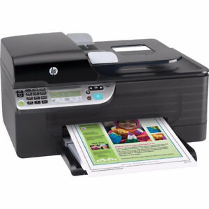HP Officejet 4500 Wireless Printer/Fax/Scanner