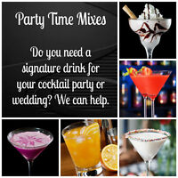 Party Time Mixes Consultant looking for Weekend Space