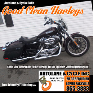 2007 Harley Davidson Sportster 1200 Low lots of extras included