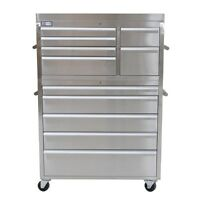 stainless costco tool box