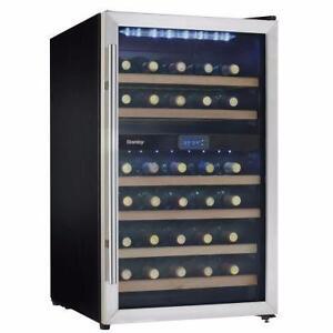 Refroidisseurs à vin 38 Bouteilles 2 zones Danby ( DWC113BLSDB )
