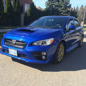 2015 Subaru WRX Sport Package Sedan