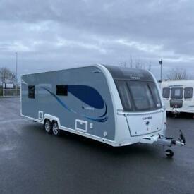 2022 Compass Camino 650 Touring Caravan - 4 Berth