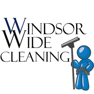 WindsorWideCleaning-We do it all!! ASK ABOUT THE MONTH END PROMO