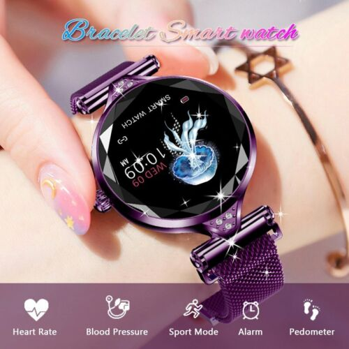 fashion women lady smart watch bracelet sport