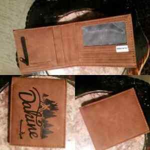 Brown Dakine wallet! Never used!