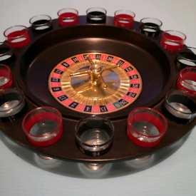 Shot Roulette Game!