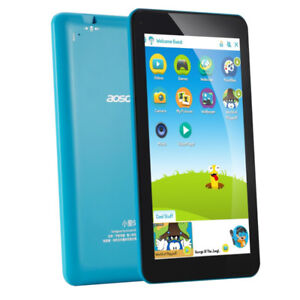 7 inch 16 GB Kids Tablet Android 6.0 Quad Core